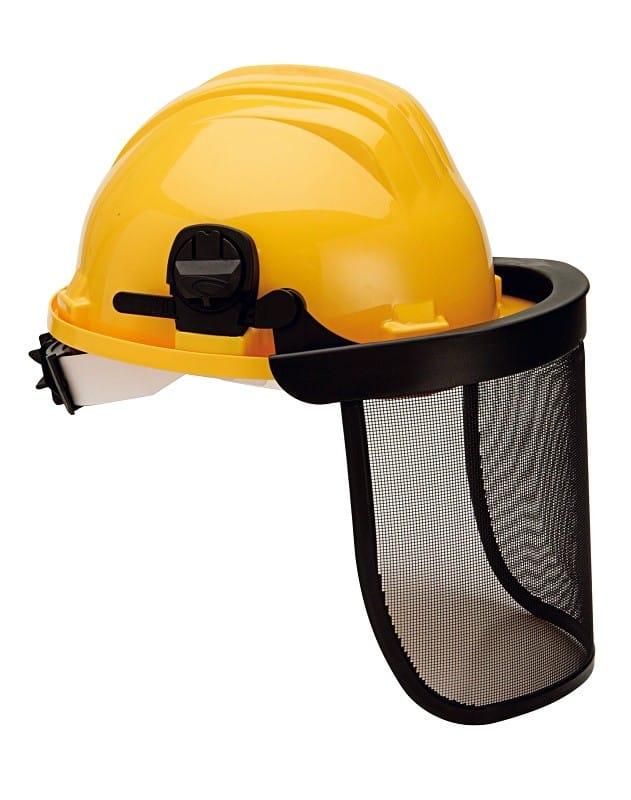 Conjunto de protección facial y cabeza Mod. 436-M