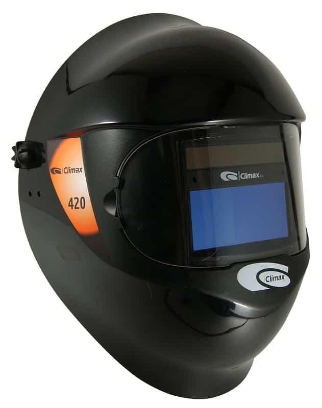 Pantalla de soldadura electrónica de cabeza MOD. 420