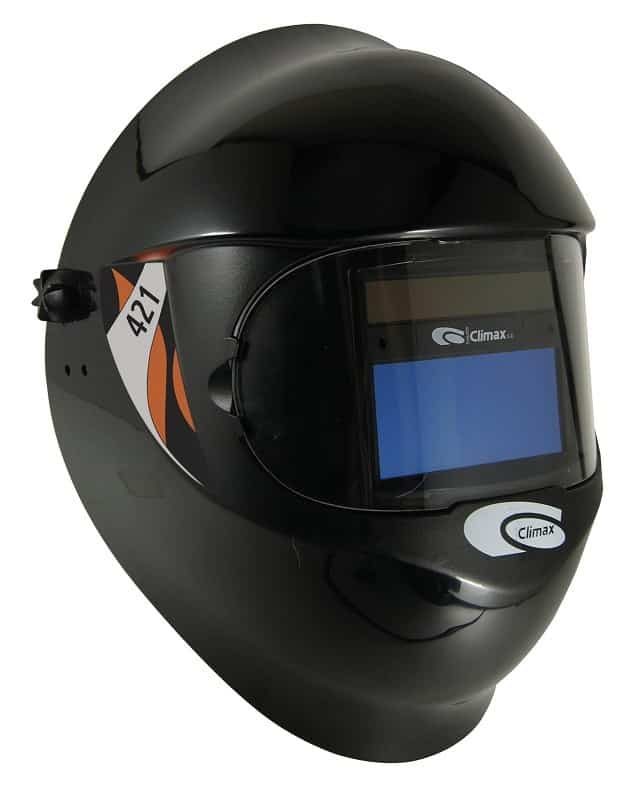 Pantalla de soldadura electrónica de cabeza MOD. 421