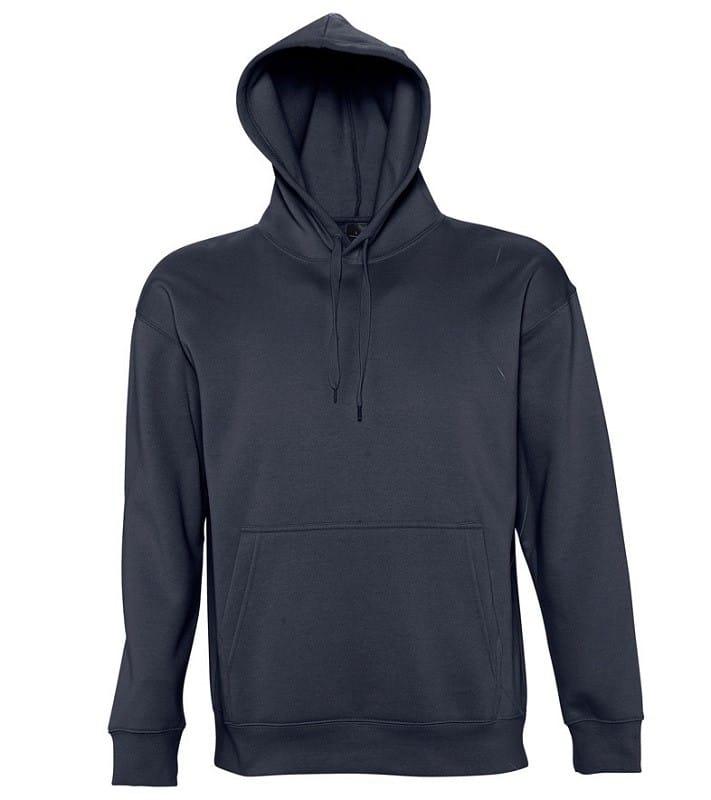Sudadera de trabajo Unisex con capucha 50% Algodón 50% Poliéster - 320gr