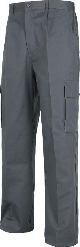 Pantalón de trabajo Algodón 100% Multibolsillos.