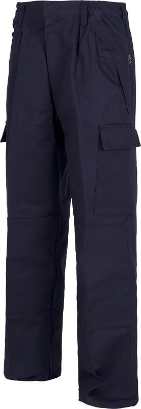 Pantalón de trabajo Ignífugo y Antiestático reforzado