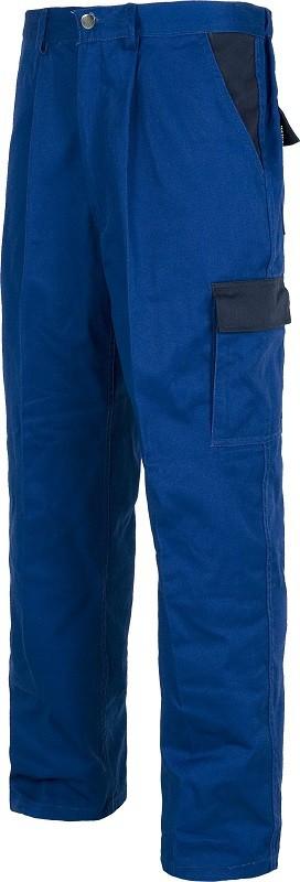Pantalón de trabajo de Alta Resistencia y colores combinados.