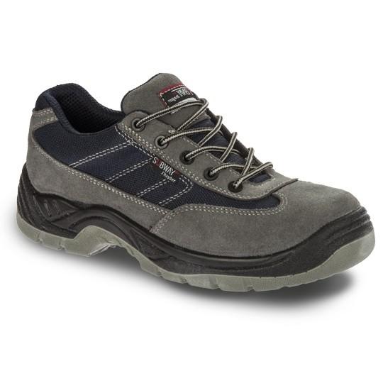 Zapato de Seguridad estilo deportivo con puntera y plantilla Cat. S1P.